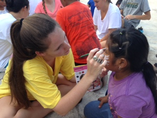 Teamwork and VBS on Day 3 in Mexico